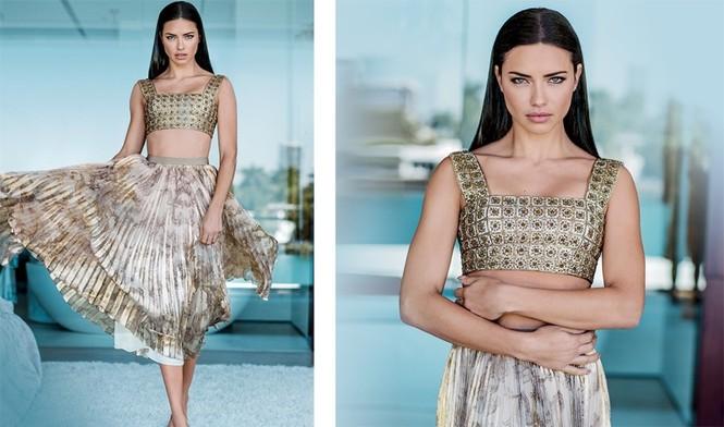 Adriana Lima muốn diễn nội y cho Victoria's Secret đến năm 40 tuổi - ảnh 5