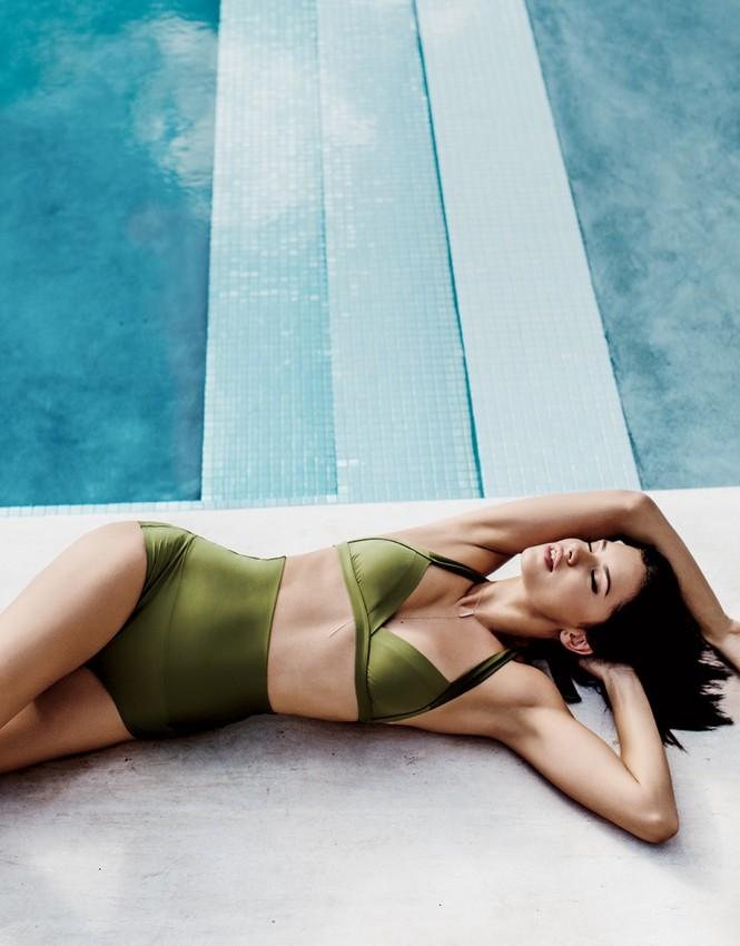 Adriana Lima muốn diễn nội y cho Victoria's Secret đến năm 40 tuổi - ảnh 8