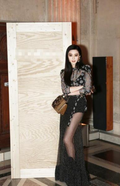 Phạm Băng Băng duyên dáng với váy áo ren xuyên thấu - ảnh 2