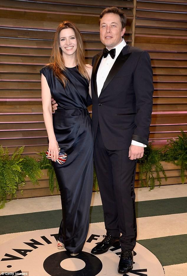 Vợ cũ Johnny Depp đang yêu tỉ phú Elon Musk - ảnh 6