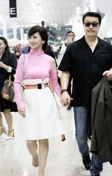 Mỹ nhân 'Bến Thượng Hải' trẻ đẹp khó tin ở tuổi 62 - ảnh 6