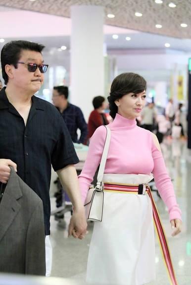 Mỹ nhân 'Bến Thượng Hải' trẻ đẹp khó tin ở tuổi 62 - ảnh 7