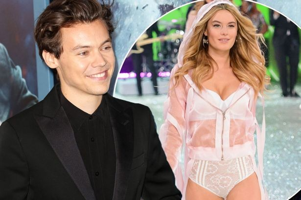 Harry Styles One Direction Camille Rowe, Dunkirk - ảnh 1