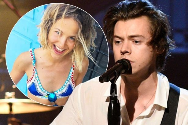 Harry Styles One Direction Camille Rowe, Dunkirk - ảnh 13