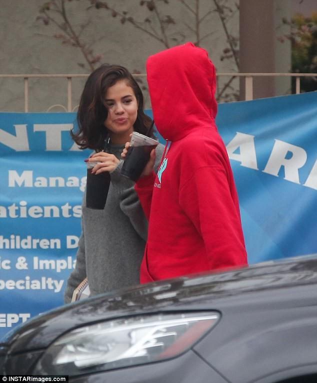 Selena Gomez,Justin Bieber,The Weeknd - ảnh 10