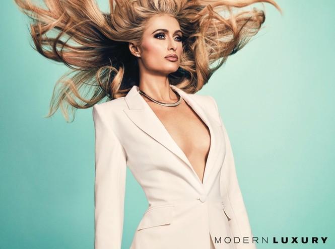 'Cô nàng tiệc tùng' Paris Hilton U40 trẻ trung quyến rũ bất ngờ - ảnh 5