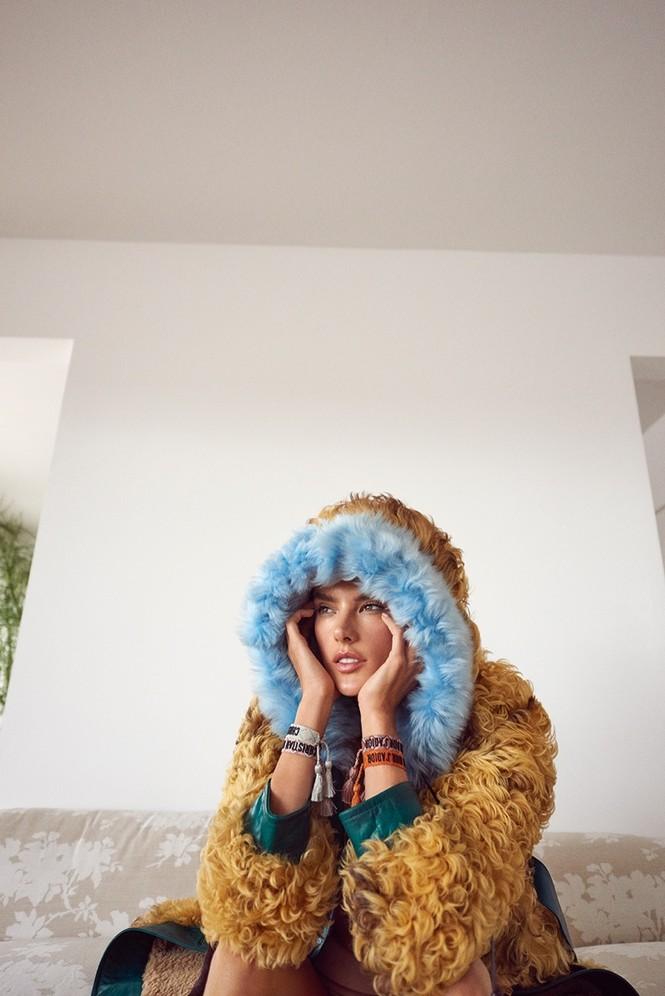 Hậu chia tay Victoria's Secret, Alessandra Ambrosio ngày càng quyến rũ - ảnh 12
