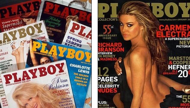 Tạp chí Playboy sắp bị đóng cửa? - ảnh 1