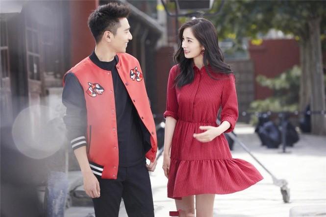 Dương Mịch thời trang H&M - ảnh 10