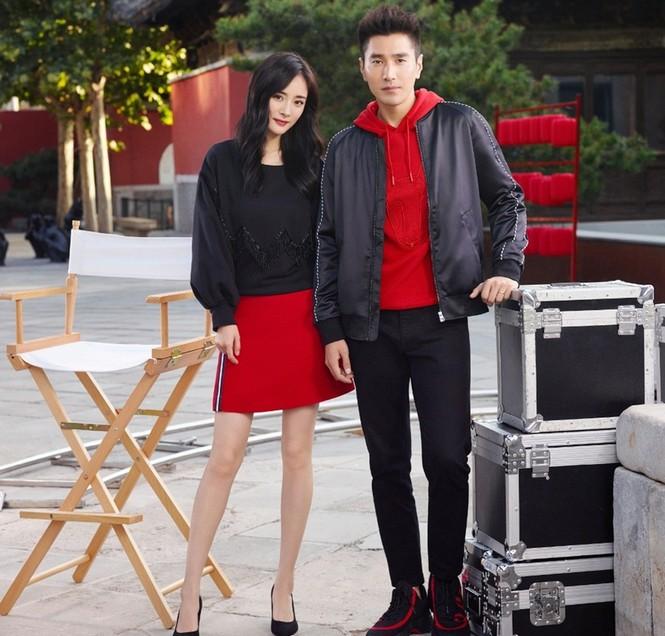 Dương Mịch thời trang H&M - ảnh 4