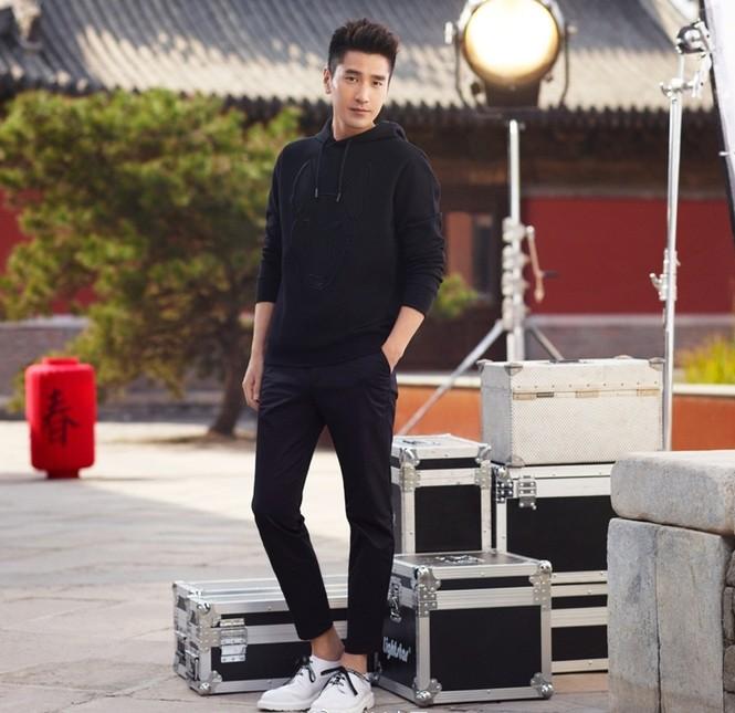 Dương Mịch thời trang H&M - ảnh 8