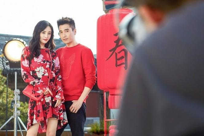 Dương Mịch thời trang H&M - ảnh 9
