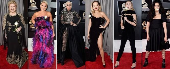 Rita Ora Grammy 2018 - ảnh 14