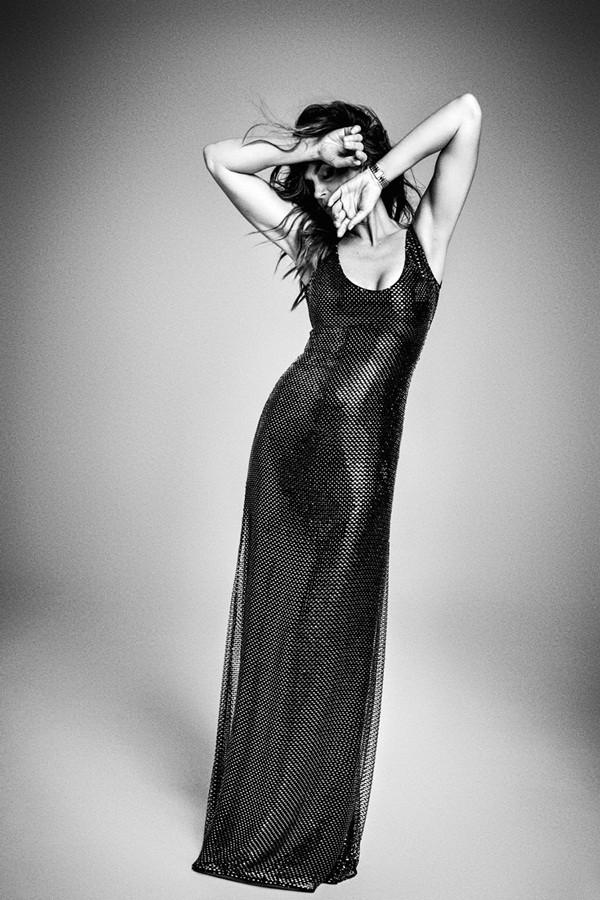 Siêu mẫu huyền thoại Cindy Crawford quyến rũ  - ảnh 12