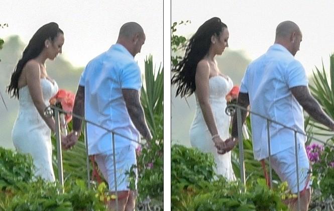 Selena Gomez Justin Bieber ôm nhau ở Jamaica - ảnh 8