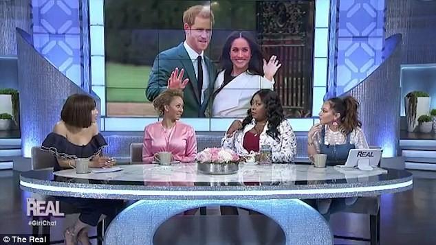 Spice Girls hát trong đám cưới hoàng tử Anh - ảnh 2