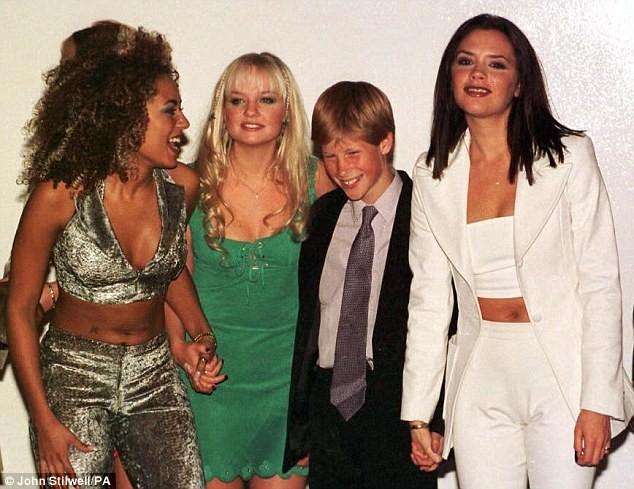 Spice Girls hát trong đám cưới hoàng tử Anh - ảnh 5