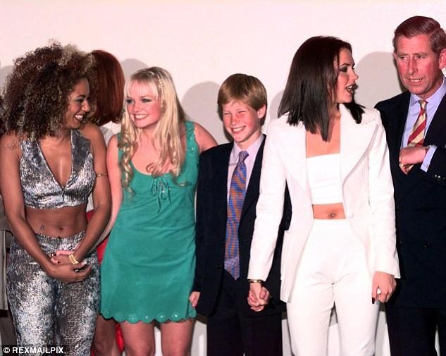 Spice Girls hát trong đám cưới hoàng tử Anh - ảnh 4