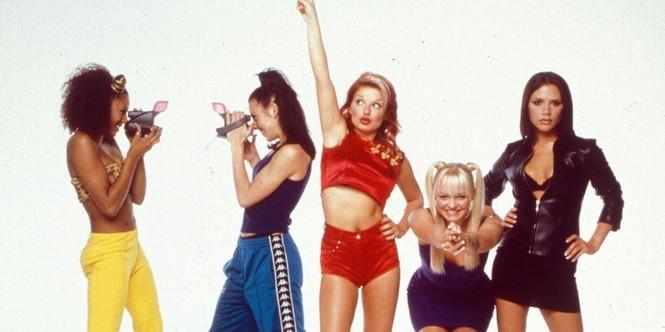Spice Girls hát trong đám cưới hoàng tử Anh - ảnh 6