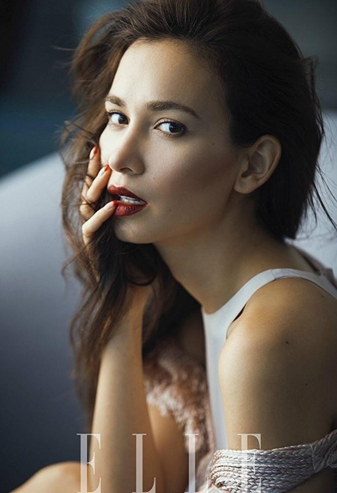 Celina Jade Han Geng, Lư Tĩnh San Hàn Canh - ảnh 11