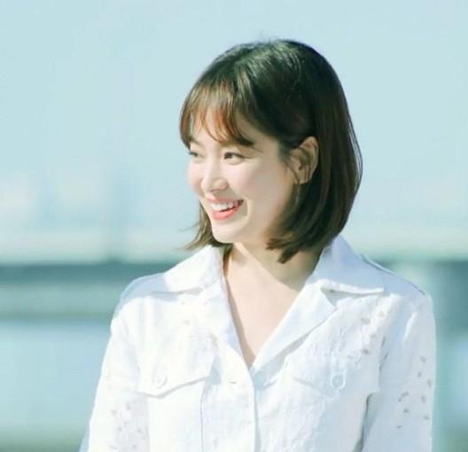 Song Hye Kyo xinh tươi rạng ngời - ảnh 10