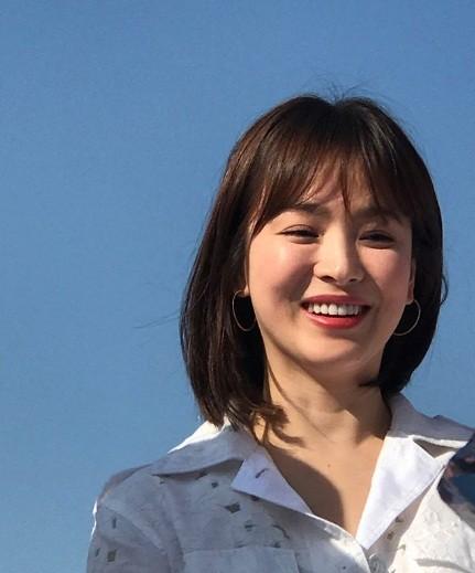Song Hye Kyo xinh tươi rạng ngời - ảnh 8
