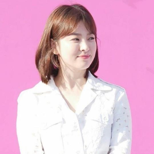 Song Hye Kyo xinh tươi rạng ngời - ảnh 4