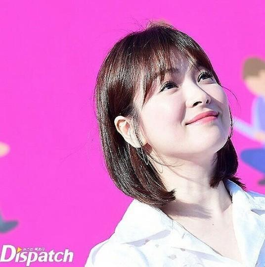Song Hye Kyo xinh tươi rạng ngời - ảnh 3