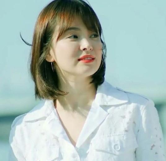 Song Hye Kyo xinh tươi rạng ngời - ảnh 11