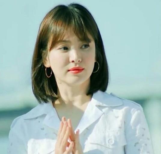 Song Hye Kyo xinh tươi rạng ngời - ảnh 12
