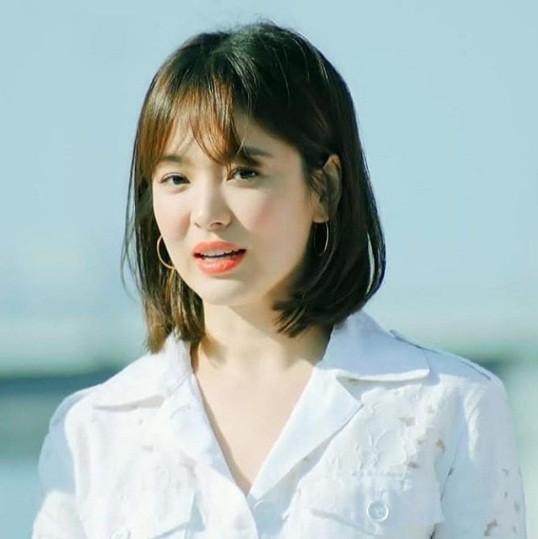 Song Hye Kyo xinh tươi rạng ngời - ảnh 13