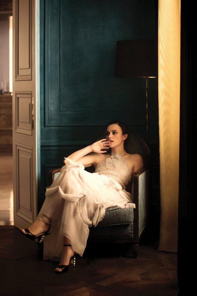 Keira Knightley Coco Mademoiselle Eau de Parfum Intense - ảnh 5
