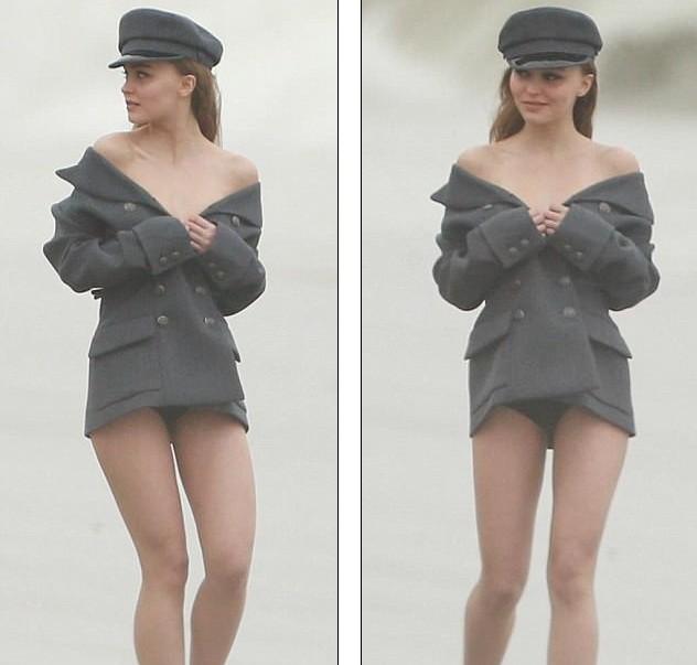 Lily-Rose Depp - ảnh 7