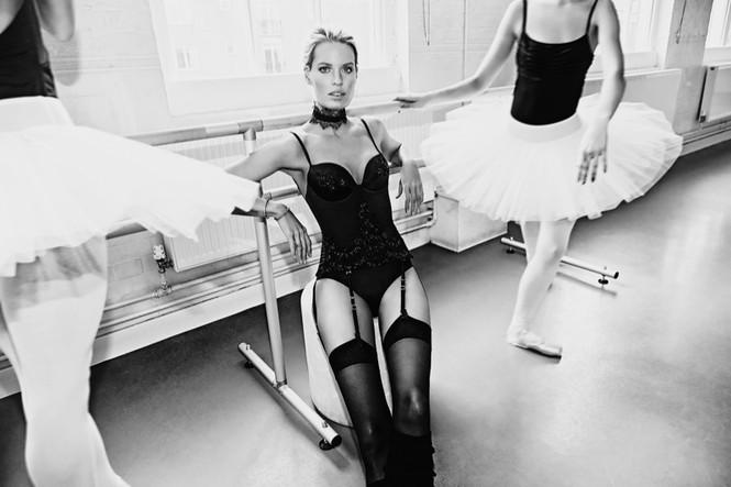 Siêu mẫu Thụy Điển cao 1m80 Caroline Winberg - ảnh 4