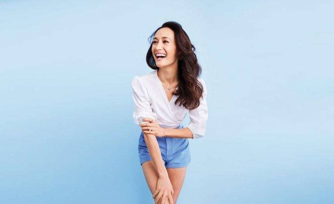 mỹ nhân gốc Việt Maggie Q gợi cảm - ảnh 10