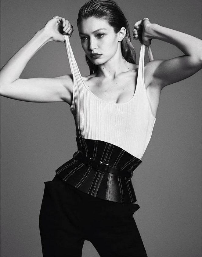 Gigi Hadid - ảnh 5