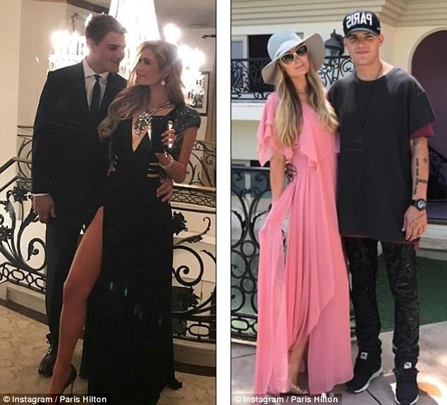 Cô nàng thừa kế Paris Hilton hé lộ ngày cưới - ảnh 8
