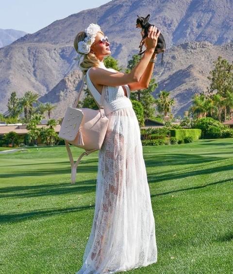 Cô nàng thừa kế Paris Hilton hé lộ ngày cưới - ảnh 9