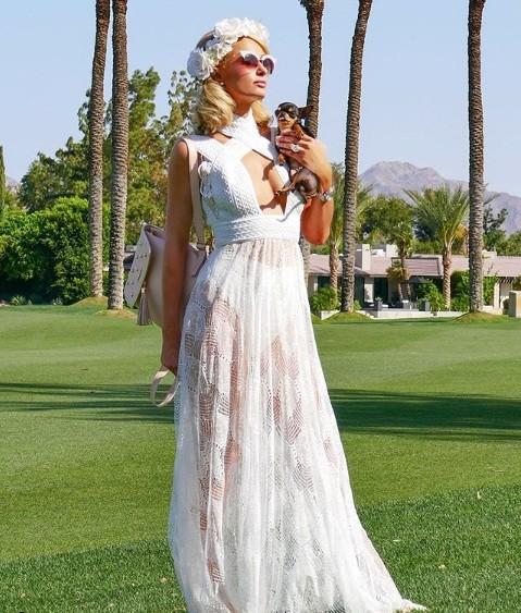 Cô nàng thừa kế Paris Hilton hé lộ ngày cưới - ảnh 10