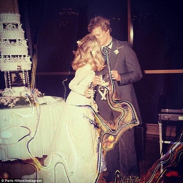 Cô nàng thừa kế Paris Hilton hé lộ ngày cưới - ảnh 3