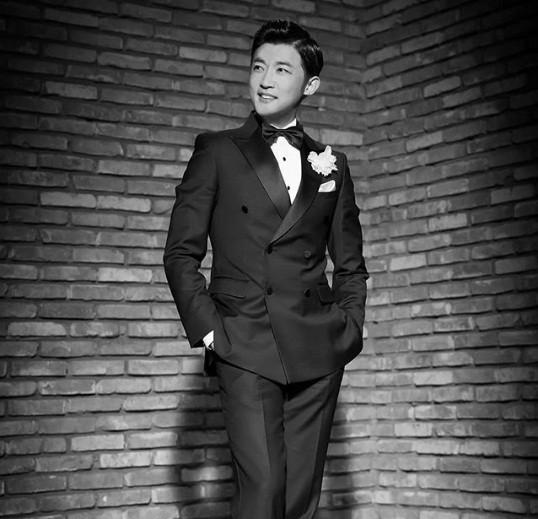 Ahn Jae Wook Ước mơ vươn tới một ngôi sao - ảnh 13