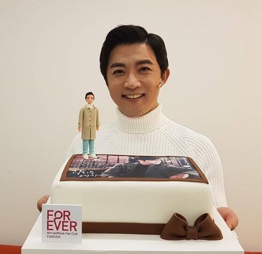 Ahn Jae Wook Ước mơ vươn tới một ngôi sao - ảnh 14