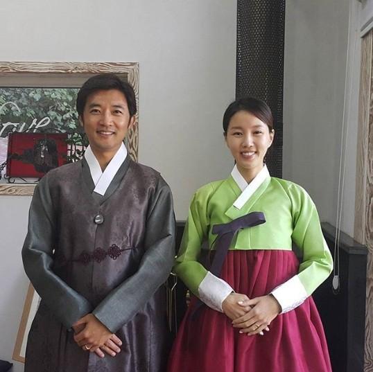 Ahn Jae Wook Ước mơ vươn tới một ngôi sao - ảnh 9
