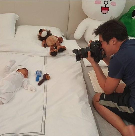 Ahn Jae Wook Ước mơ vươn tới một ngôi sao - ảnh 12
