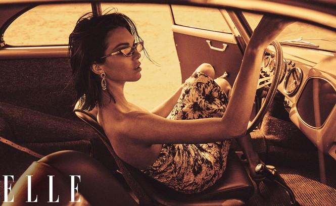 Thần thái kiêu kỳ của siêu mẫu cao 1m79 Kendall Jenner  - ảnh 9