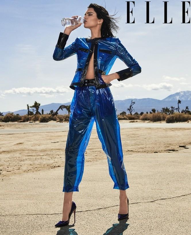 Thần thái kiêu kỳ của siêu mẫu cao 1m79 Kendall Jenner  - ảnh 10