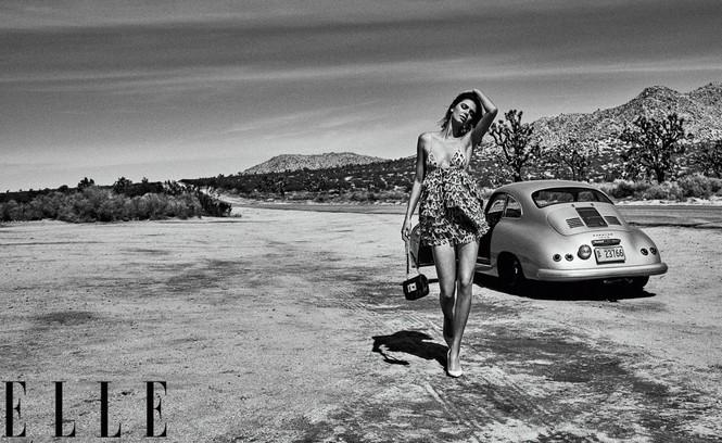 Thần thái kiêu kỳ của siêu mẫu cao 1m79 Kendall Jenner  - ảnh 6