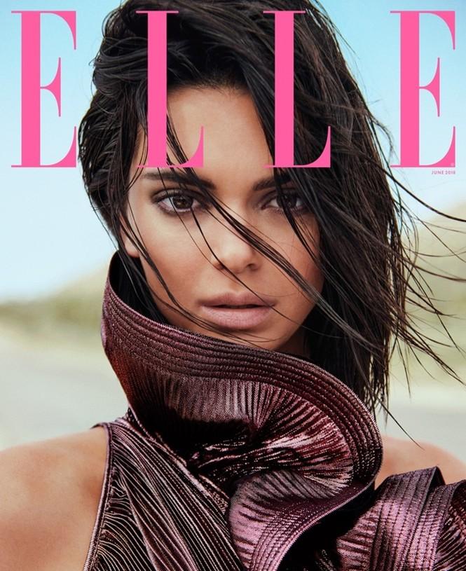 Thần thái kiêu kỳ của siêu mẫu cao 1m79 Kendall Jenner  - ảnh 1
