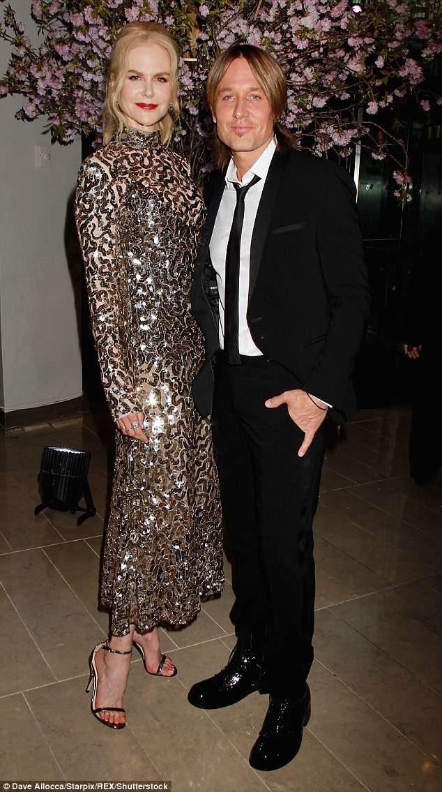 Nicole Kidman tiết lộ nỗi đau khủng khiếp trong cuộc hôn nhân với Tom  - ảnh 16