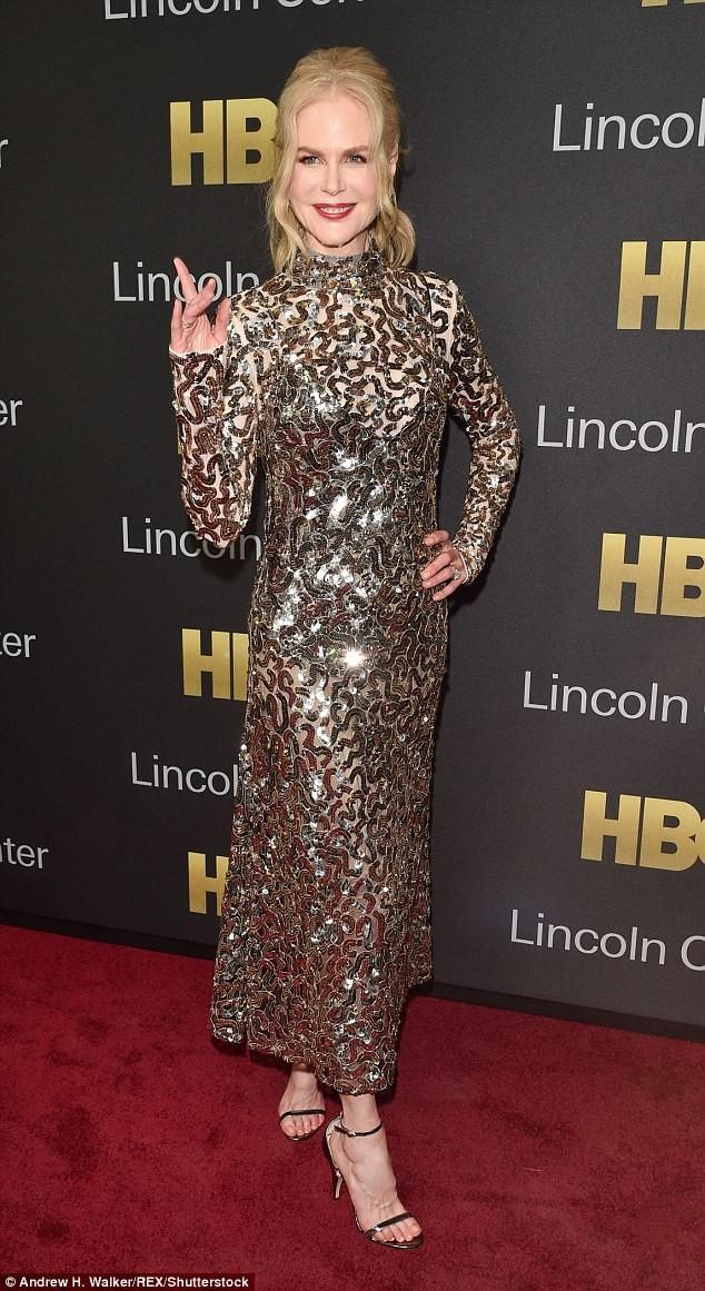 Nicole Kidman tiết lộ nỗi đau khủng khiếp trong cuộc hôn nhân với Tom  - ảnh 14